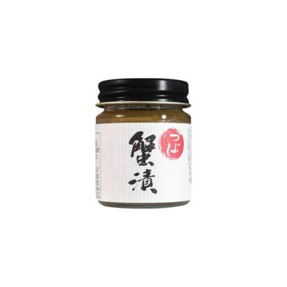 蟹漬(つぶし) 40g 瓶