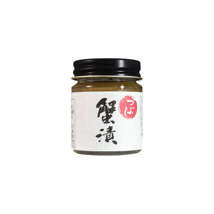 蟹漬(つぶし) 40g瓶
