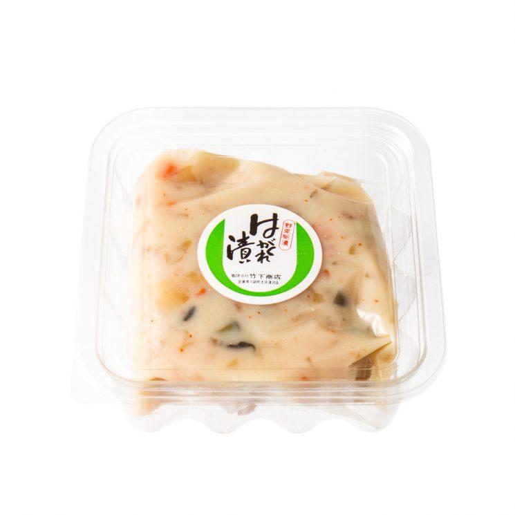 はがくれ漬 (野菜粕漬) 350g 袋