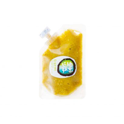 ゆずこしょう黄 100g チューブスタンドパック